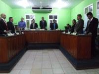 Abertura dos Trabalhos 2017 da Câmara Municipal de Uiramutã